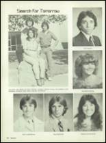 1982 Baird High School Yearbook Page 24 & 25