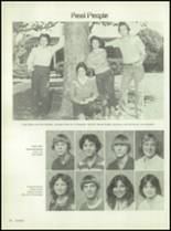 1982 Baird High School Yearbook Page 28 & 29