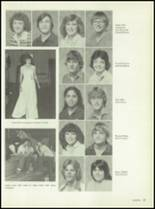 1982 Baird High School Yearbook Page 30 & 31