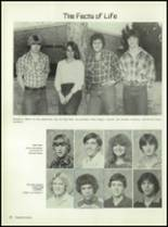 1982 Baird High School Yearbook Page 32 & 33