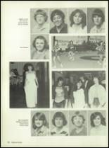 1982 Baird High School Yearbook Page 34 & 35