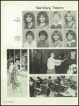 1982 Baird High School Yearbook Page 36 & 37