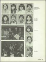 1982 Baird High School Yearbook Page 38 & 39