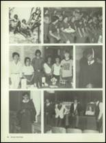 1982 Baird High School Yearbook Page 40 & 41