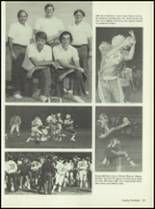 1982 Baird High School Yearbook Page 54 & 55