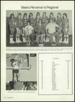 1982 Baird High School Yearbook Page 64 & 65