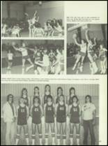 1982 Baird High School Yearbook Page 68 & 69