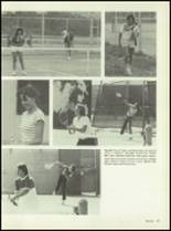 1982 Baird High School Yearbook Page 70 & 71