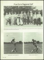 1982 Baird High School Yearbook Page 72 & 73