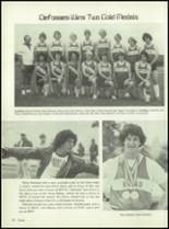1982 Baird High School Yearbook Page 74 & 75