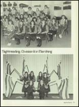 1982 Baird High School Yearbook Page 78 & 79