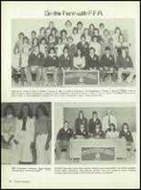 1982 Baird High School Yearbook Page 82 & 83
