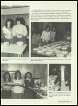 1982 Baird High School Yearbook Page 84 & 85