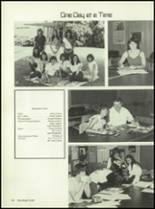 1982 Baird High School Yearbook Page 86 & 87