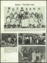 1982 Baird High School Yearbook Page 88 & 89
