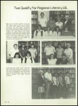 1982 Baird High School Yearbook Page 90 & 91