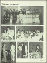 1982 Baird High School Yearbook Page 92 & 93