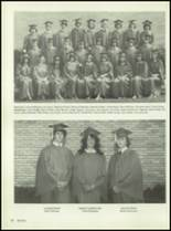 1982 Baird High School Yearbook Page 96 & 97