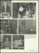 1982 Baird High School Yearbook Page 98 & 99