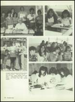 1982 Baird High School Yearbook Page 100 & 101