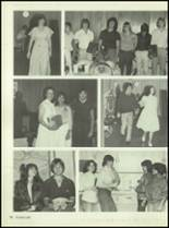 1982 Baird High School Yearbook Page 102 & 103