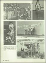 1982 Baird High School Yearbook Page 104 & 105