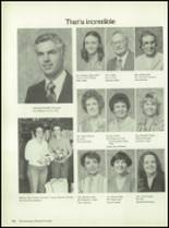 1982 Baird High School Yearbook Page 110 & 111
