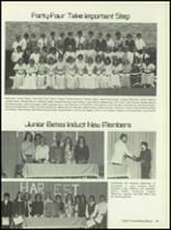 1982 Baird High School Yearbook Page 114 & 115