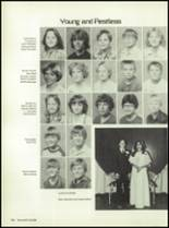 1982 Baird High School Yearbook Page 118 & 119