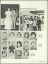 1982 Baird High School Yearbook Page 120 & 121