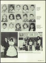 1982 Baird High School Yearbook Page 122 & 123