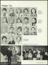 1982 Baird High School Yearbook Page 124 & 125