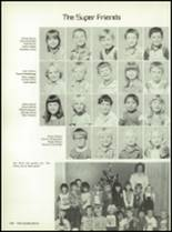 1982 Baird High School Yearbook Page 128 & 129