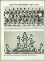 1982 Baird High School Yearbook Page 132 & 133