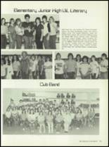 1982 Baird High School Yearbook Page 134 & 135