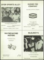 1982 Baird High School Yearbook Page 144 & 145