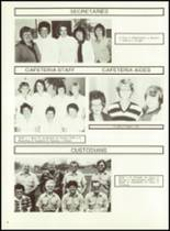 1982 Minerva-Deland High School Yearbook Page 12 & 13