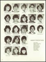 1982 Minerva-Deland High School Yearbook Page 28 & 29