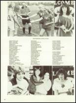 1982 Minerva-Deland High School Yearbook Page 30 & 31