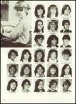 1982 Minerva-Deland High School Yearbook Page 40 & 41