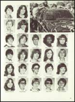 1982 Minerva-Deland High School Yearbook Page 42 & 43