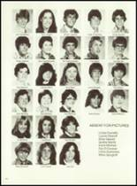 1982 Minerva-Deland High School Yearbook Page 44 & 45