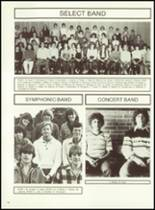 1982 Minerva-Deland High School Yearbook Page 48 & 49