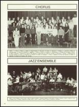 1982 Minerva-Deland High School Yearbook Page 50 & 51