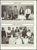 1982 Minerva-Deland High School Yearbook Page 58 & 59