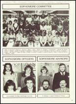 1982 Minerva-Deland High School Yearbook Page 60 & 61