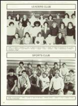 1982 Minerva-Deland High School Yearbook Page 62 & 63