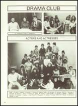1982 Minerva-Deland High School Yearbook Page 64 & 65