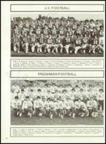 1982 Minerva-Deland High School Yearbook Page 70 & 71