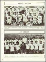 1982 Minerva-Deland High School Yearbook Page 72 & 73